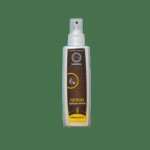 Crema solare spray bassa protezione SPF 4 SansEgal®