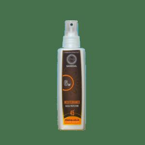 Crema solare spray bassa protezione SPF 6
