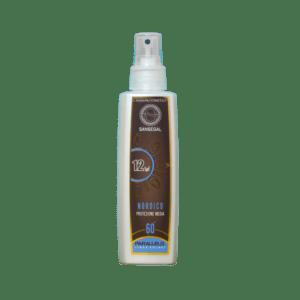 Crema solare spray media protezione SPF 12