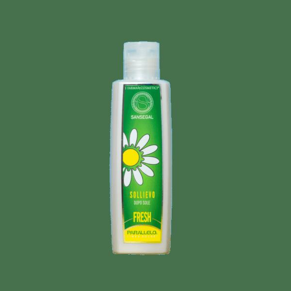 Spray doposole idratante per tutti i tipi di pelle