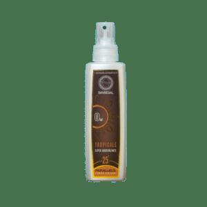 Crema solare spray super abbronzante